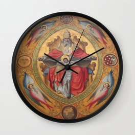 Cologne Cathedral - Altar of the Poor Clares Wall Clock