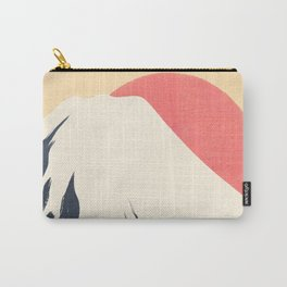 Dreams of Fuji Carry-All Pouch