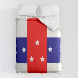 Flag of the Netherlands Antilles Comforters