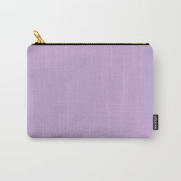 Chalky Crocus Purple Petal 2018 Fall Winter Color Trends Carry-All Pouch