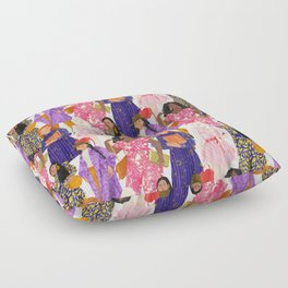 Sisterhood Floor Pillow