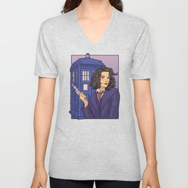 13th Doctor Unisex V-Neck