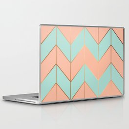 Marble Geometry 059 Laptop & iPad Skin