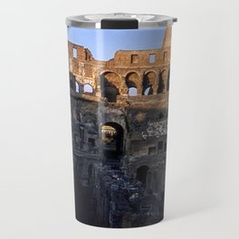 Vintage Color Photo * Roman Colosseum * Coliseum * Rome * Italy *Italian Travel Mug