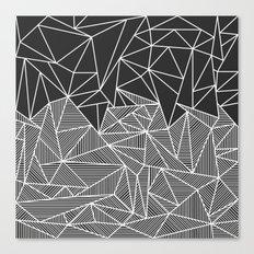 Bella Rays Canvas Print
