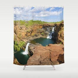 Mitchell Falls Shower Curtain