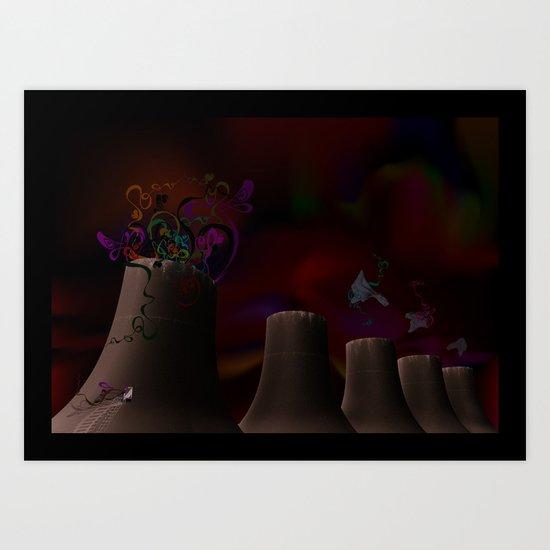 zu07 Art Print
