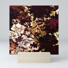Tropical Blaze Floral Print Mini Art Print