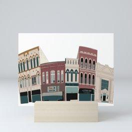 Court Street Mini Art Print
