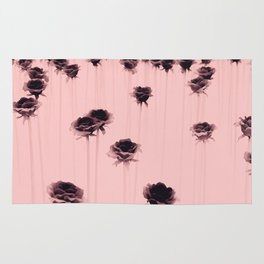 Poisoned garden Rug