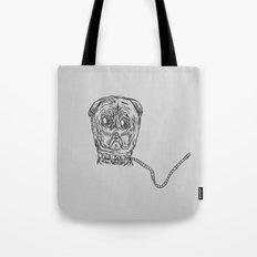 Pug Mug Tote Bag