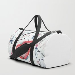"""Splatter"" Duffle Bag"