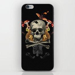 Hard Skull iPhone Skin