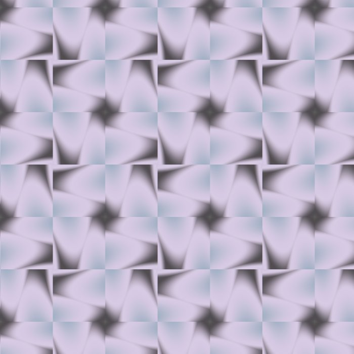 Origami Tiles Fractal in TPGY Comforters