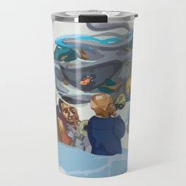 Jazz band Travel Mug