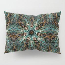 Neuron Network Pillow Sham