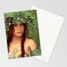 Summer Beauty Stationery Cards