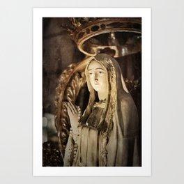 Pearls of Light Art Print