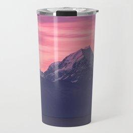 Aoraki Sunset Travel Mug