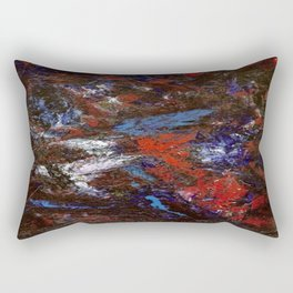 In Darkness Rectangular Pillow