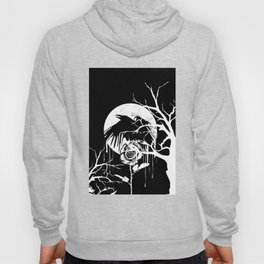 Raven and Rose Hoody