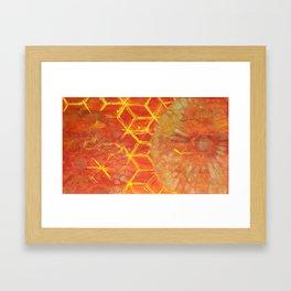 Petit tableau Framed Art Print