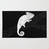 chameleon Area & Throw Rugs featuring CHAMELEON by ARCHIGRAF