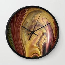 Strawberry's Sheer Shear v.4 Wall Clock