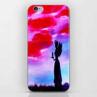 astrology iPhone & iPod Skins featuring The Astrology  sign VIRGO by Krista May
