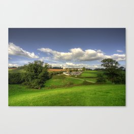Smugglers Valley  Canvas Print