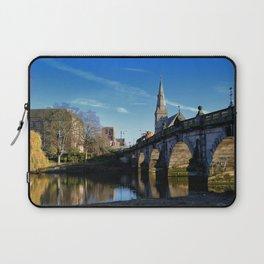 Shrewsbury Bridge Laptop Sleeve