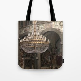 The Ballroom - Florence - Tuscany Tote Bag