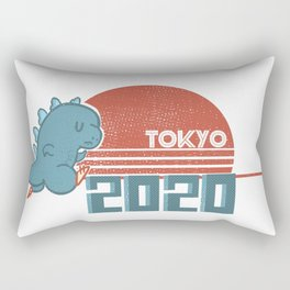Tokyo 2020 Rectangular Pillow