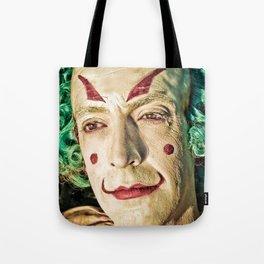 clown no. 1 Tote Bag