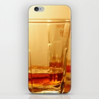 whiskey iPhone & iPod Skins featuring Whiskey by Vishal Wadhwani