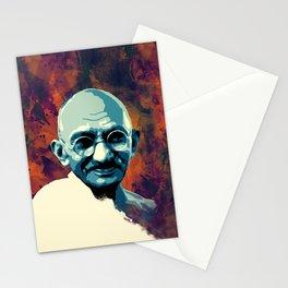 Mahatma Gandhi  Stationery Cards