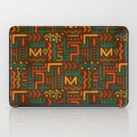 african iPad Cases featuring African by Arcturus
