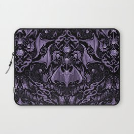 Bats and Beasts - ROYAL PURPLE Laptop Sleeve