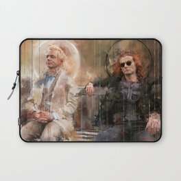 Living the bench life Laptop Sleeve