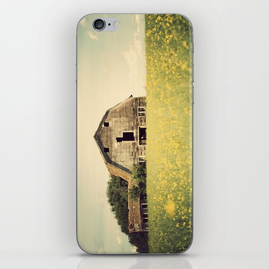 There will be a rainbow after the storm iPhone & iPod Skin