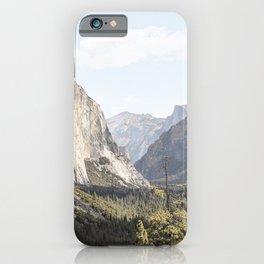 El Capitan Yosemite National Park Photo | California USA View Art Print | Nature Travel Photography iPhone Case