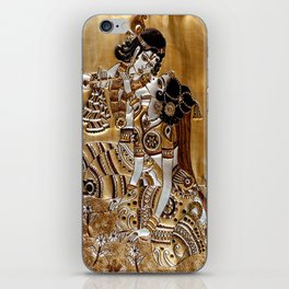 Indian God Radha Krishna iPhone Skin