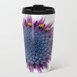Stunning African Daisy Tropical Flower Macro Travel Mug