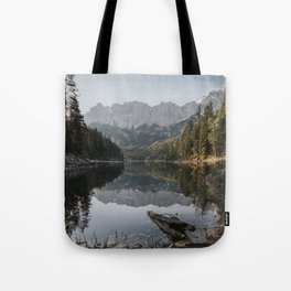 Lake View - Landscape and Nature Photography Tote Bag