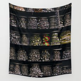 All The Jewels Wall Tapestry