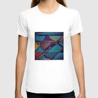 urban T-shirts featuring Urban by Julia Tomova