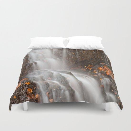 Avalon Falls Duvet Cover
