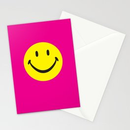smiley02 Stationery Cards