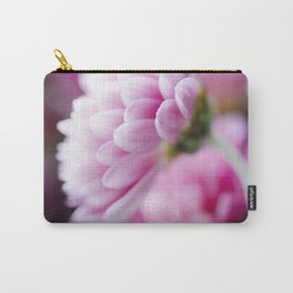 Padre Cerise Belgian Mum Side Profile Carry-All Pouch