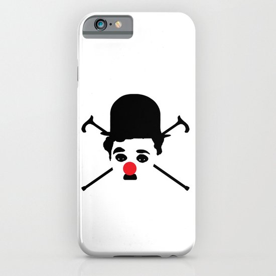 Charlie Roger iPhone & iPod Case
